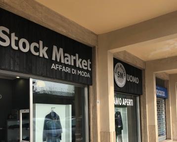 Arredo e design negozi Stock Market