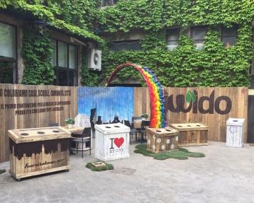 Fuorisalone 2017: Eco Wood presenta Diwido