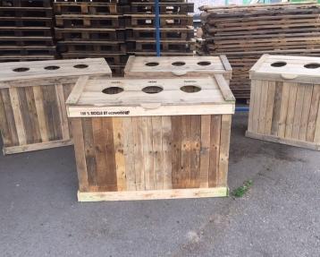 Raccolta differenziata: Eco Wood propone una soluzione ecologica