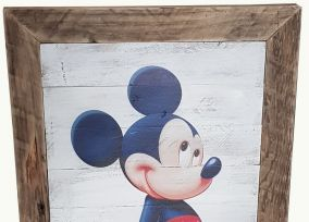 quadro topolino
