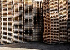 PALLETS DI DIVERSE TIPOLOGIE