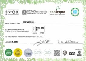 Certificazione FITOK